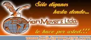 BOLIVIA MOVERS